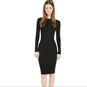 Long Sleeve Bodycon winter dress